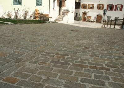 Porphyry binders  - Trentino Italy