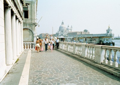 Unregelmaessige Platten - Venezia Italien