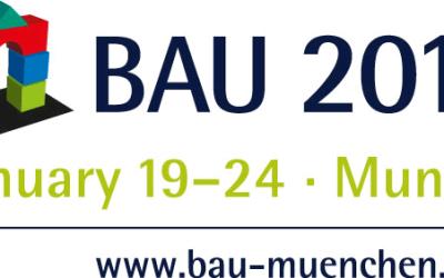 BAU Messe 2015 – Muenchen
