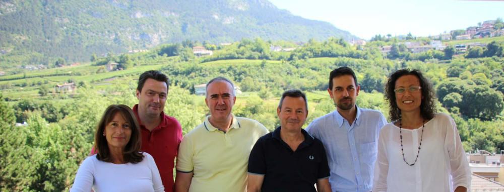 Office team Italporphyry