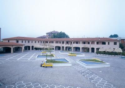 частная жилая зона Италия