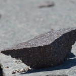 Cristalli di quarzite presenti nel porfido