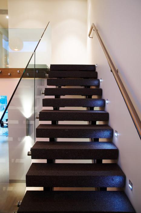 Copertura scale interne scala in legno parquet massello - Copertura scale interne ...