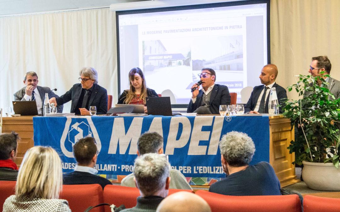 Convegno Mapei a Trento