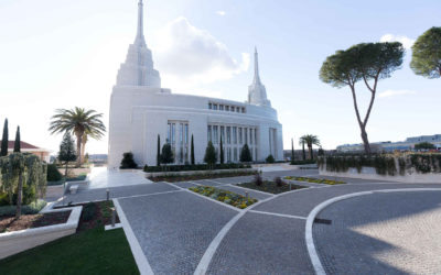 Tempio dei mormoni a Roma
