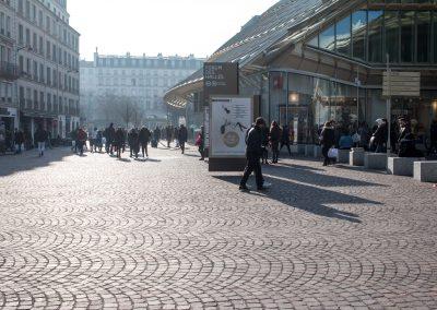 Les Halles / Paris