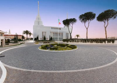Mormons Temple / Roma